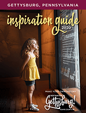 Free Destination Gettysburg Planning Guide