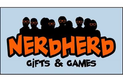 Nerd Herd Gifts & Games