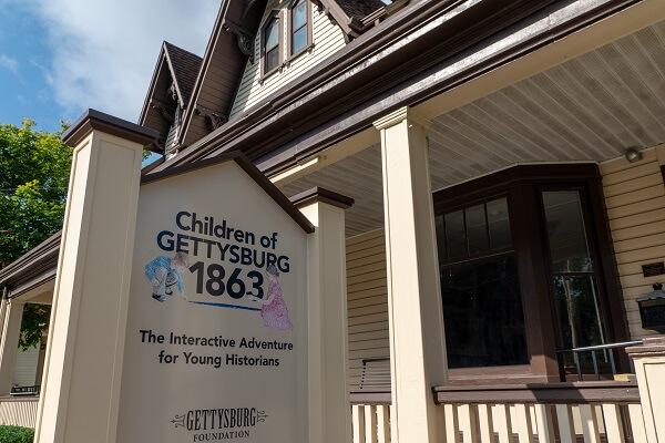 Children of Gettysburg 1863
