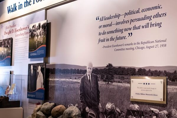 Eisenhower Exhibit Spotlight