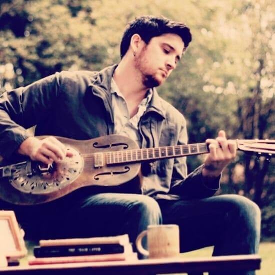 Nick Staver performs live!