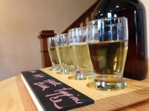 Reids Cider Flights Credit Reids