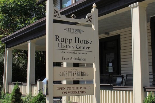 Rupp House History Center