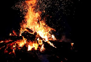 Ghost Story Fire