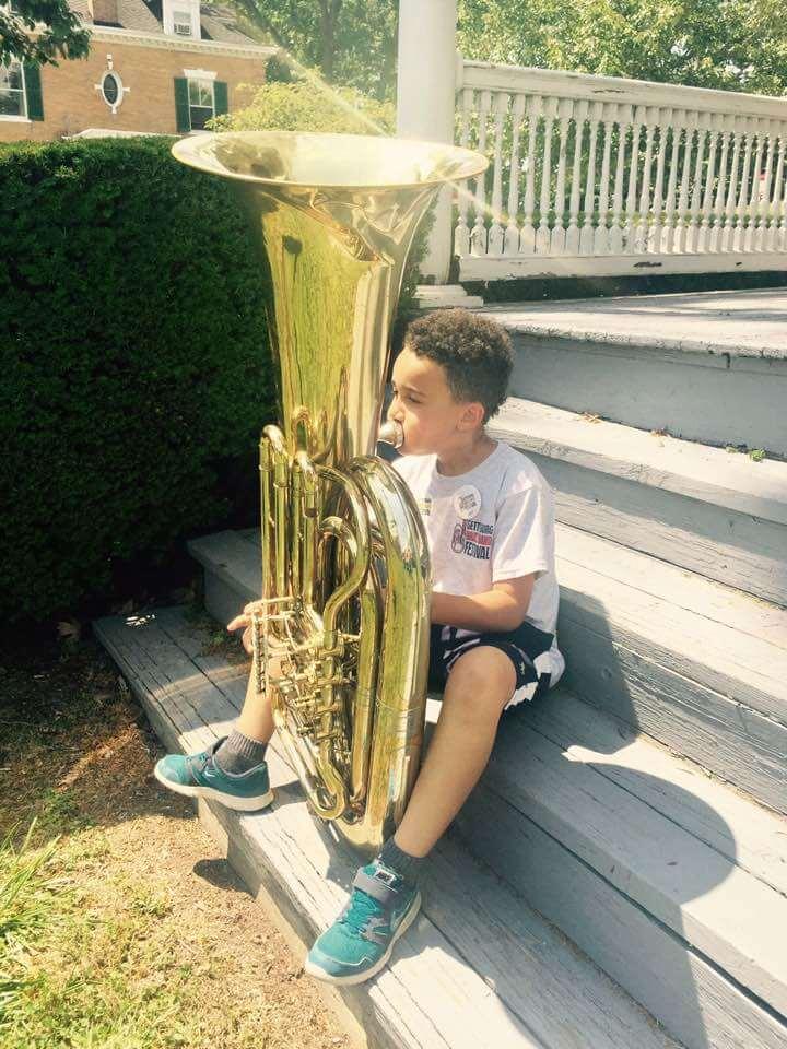 Gettysburg Brass Band Festival in Gettysburg, PA