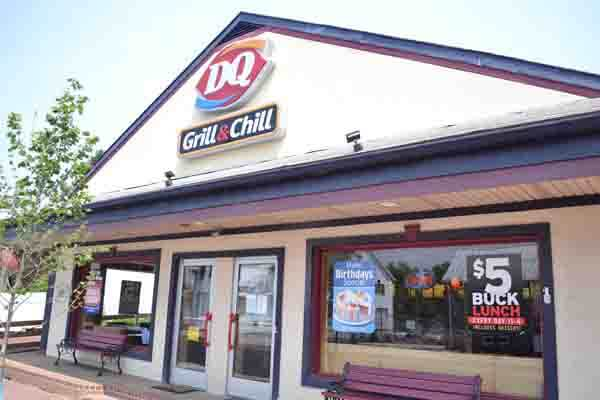 DQ Grill & Chill Restaurant  in Gettysburg, PA