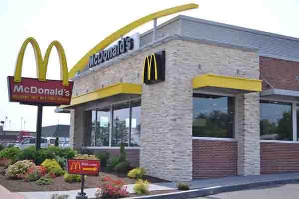 McDonald's in Gettysburg, PA
