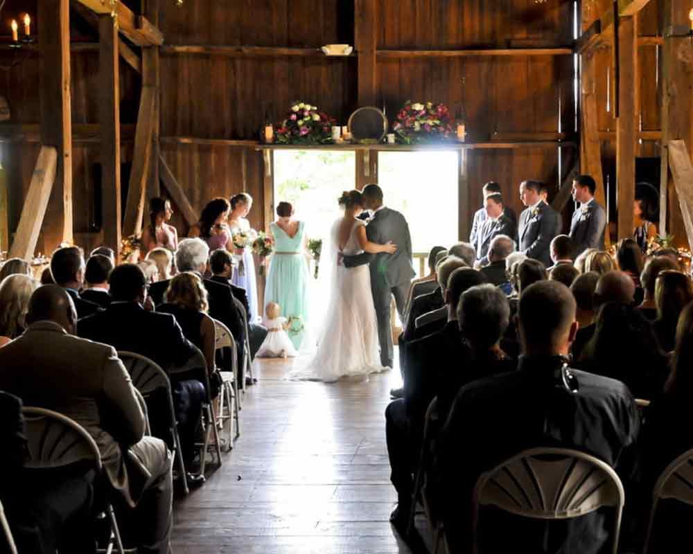 Plan your dream gettysburg wedding for Gettysburg wedding venues