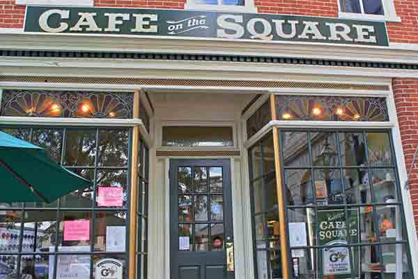 More information about Cafe on the Square