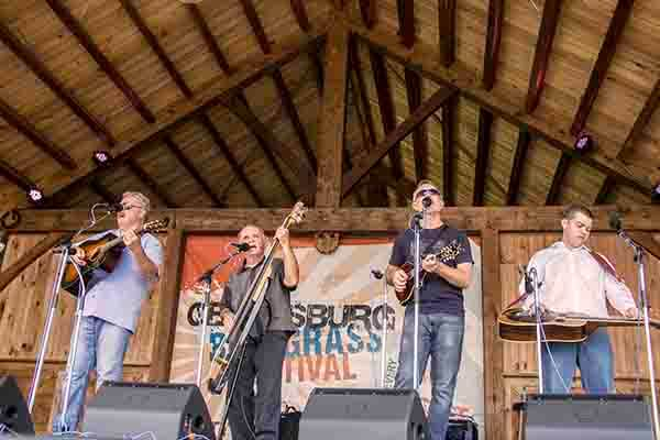 Check out some of Gettysburg's awesome music festivals, like the Gettysburg Bluegrass Festival.