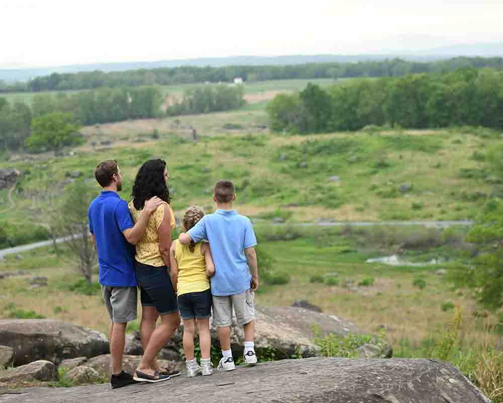 A mid-week trip to Gettysburg is a great way to explore town with a few less crowds and just as much action. Check out this trip idea for a mid-week adventure in Gettysburg.