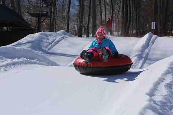 Winter Family Fun in Gettysburg