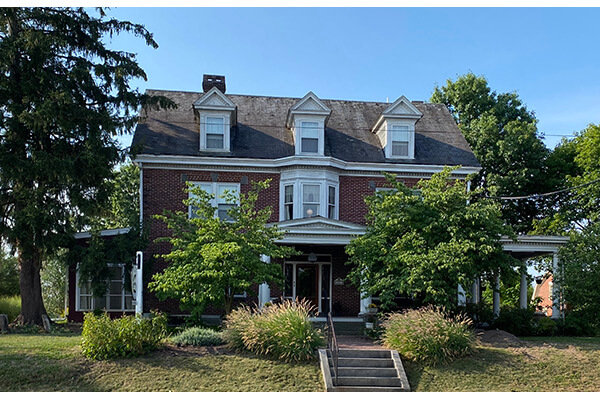 The Keystone Inn in Gettysburg, PA