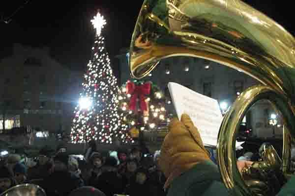 Annual Holiday Tuba Carol Fest