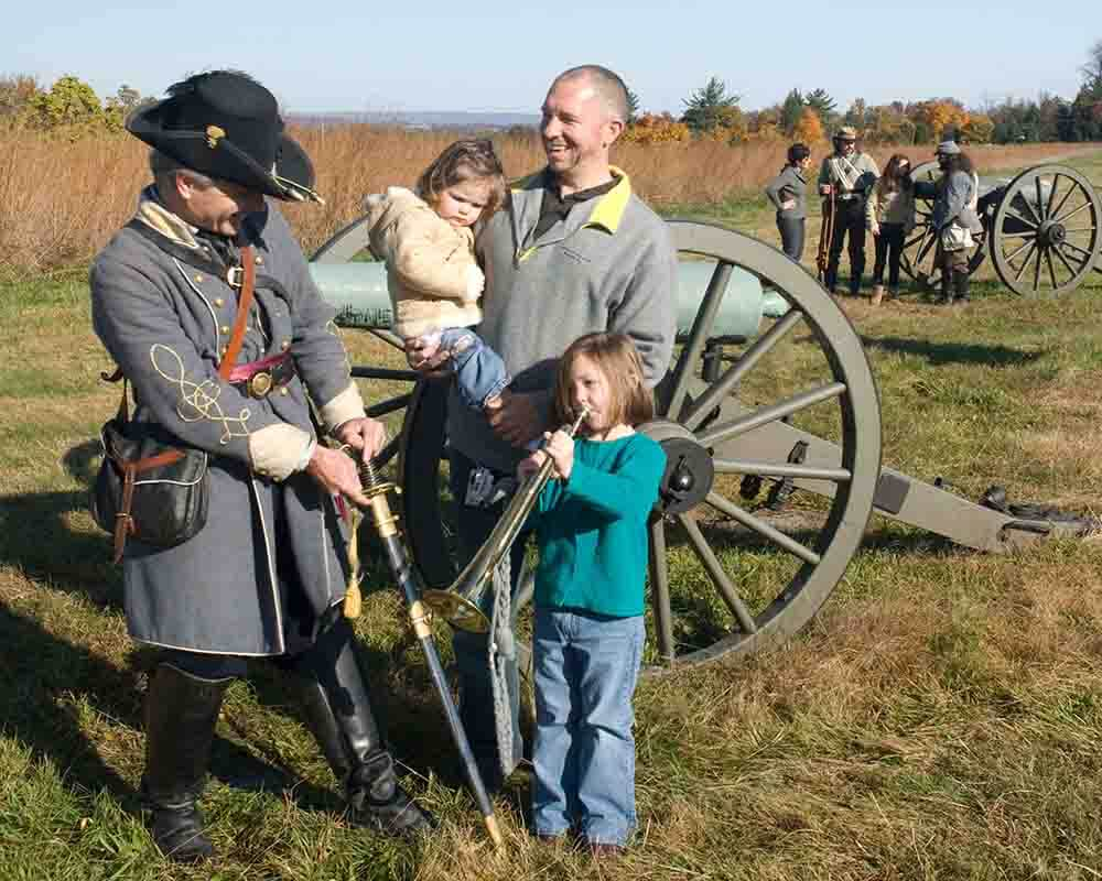 A Civil War Family Expedition