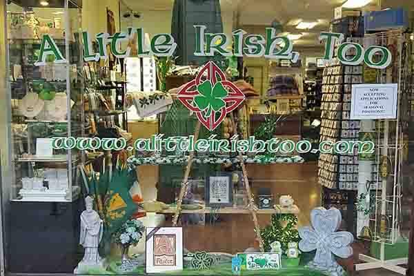 A Lit'le Irish, Too
