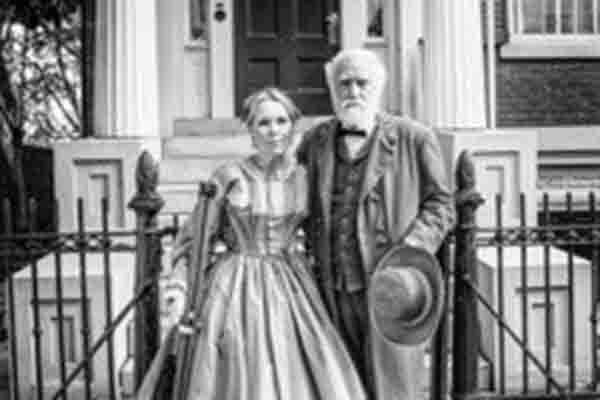 Arlington House Impressions – General & Mrs. Robert E. Lee