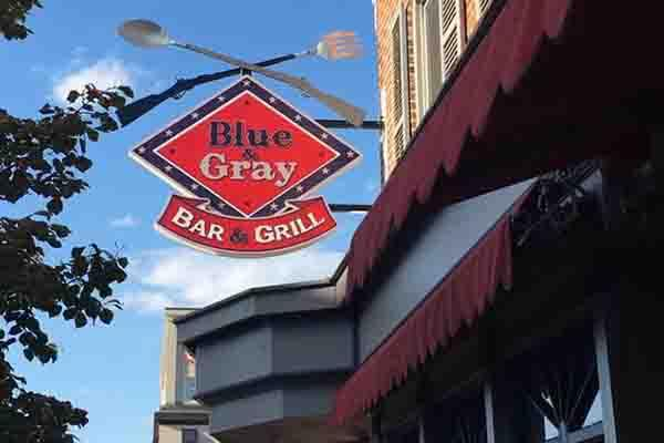 Blue and Gray Bar & Grill