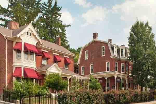 Brickhouse Inn in Gettysburg, PA