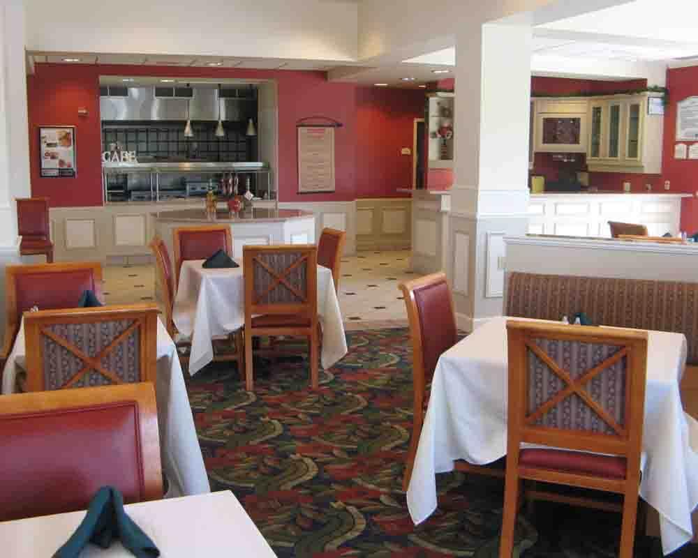 Garden Grille & Bar | Gettysburg PA Dining