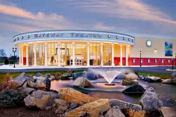 Gateway Movie Theater in Gettysburg, PA