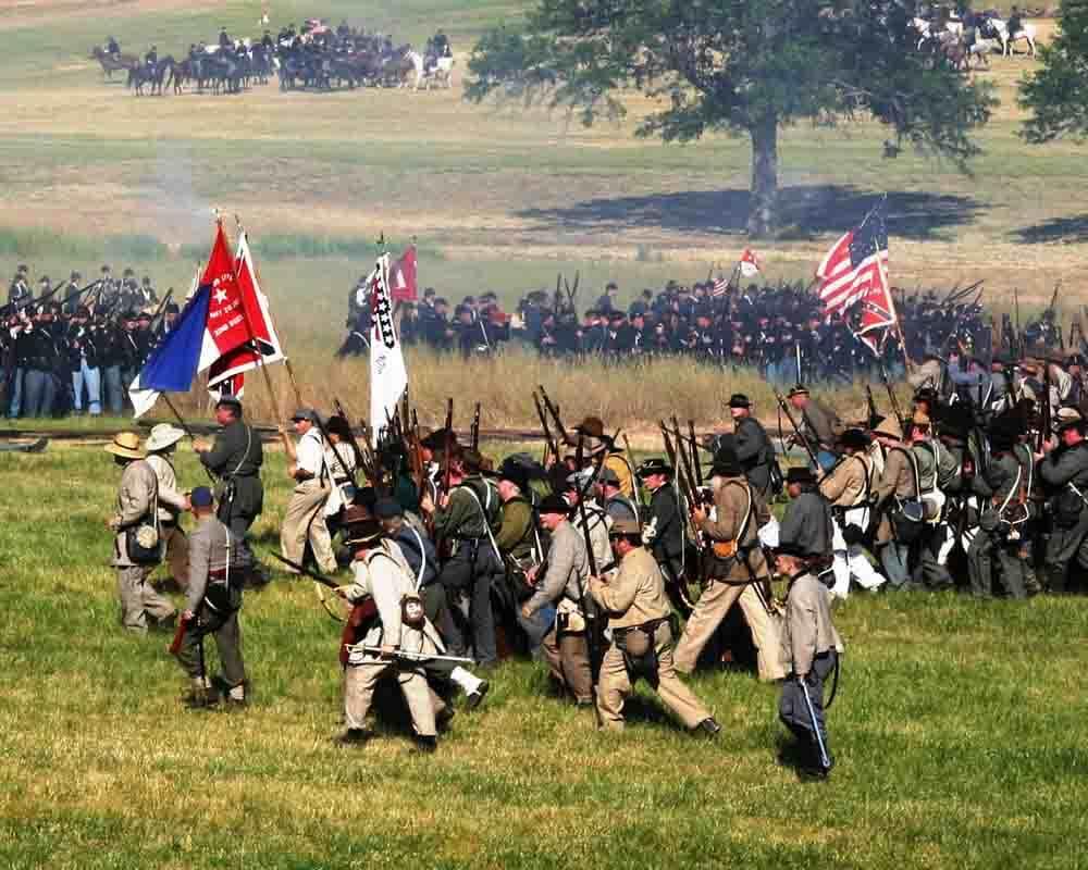 Annual Gettysburg Civil War Battle Reenactment | Gettysburg