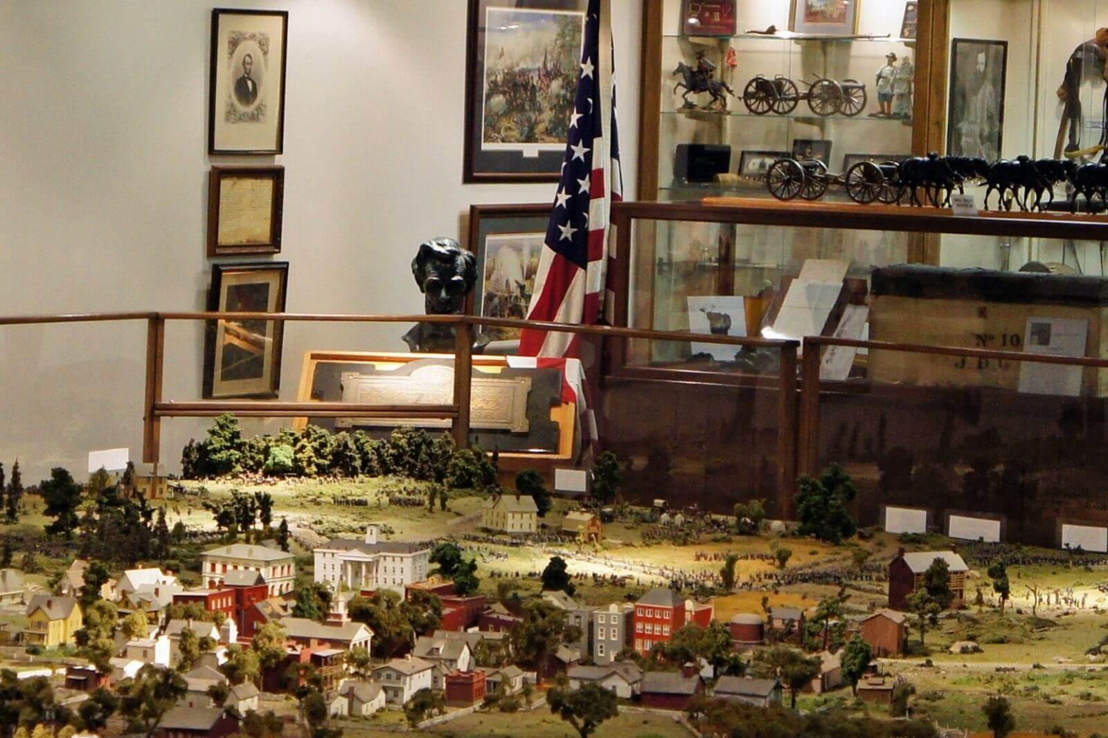Gettysburg History Center Gettysburg Pa Things To Do