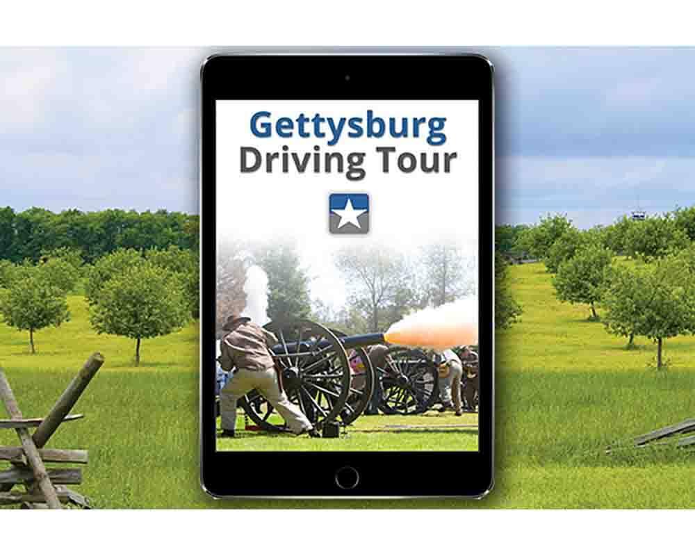 Gettysburg Auto Tour >> Gettysburg Driving Tour Gettysburg Pa Things To Do