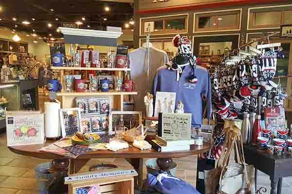 Gettysburg Heritage Center – Gift & Bookstore