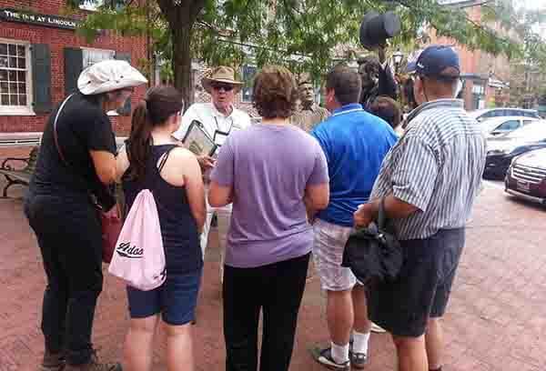 Gettysburg Licensed Town Guides in Gettysburg, PA