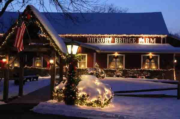 Hickory Bridge Farm Restaurant in Orrtanna, PA