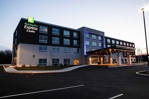 Holiday Inn Express & Suites Gettysburg in Gettysburg, PA