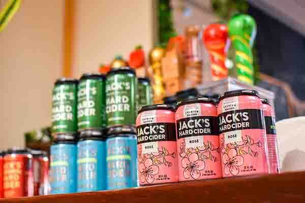 Jack's Hard Cider Taproom