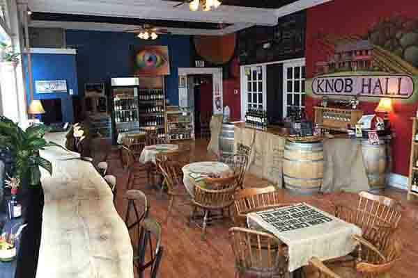 More information about Knob Hall Winery- Tasting Room