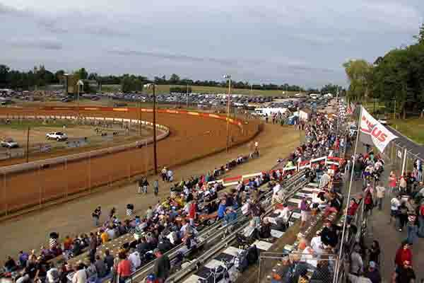 Lincoln Speedway in Abbottstown, PA