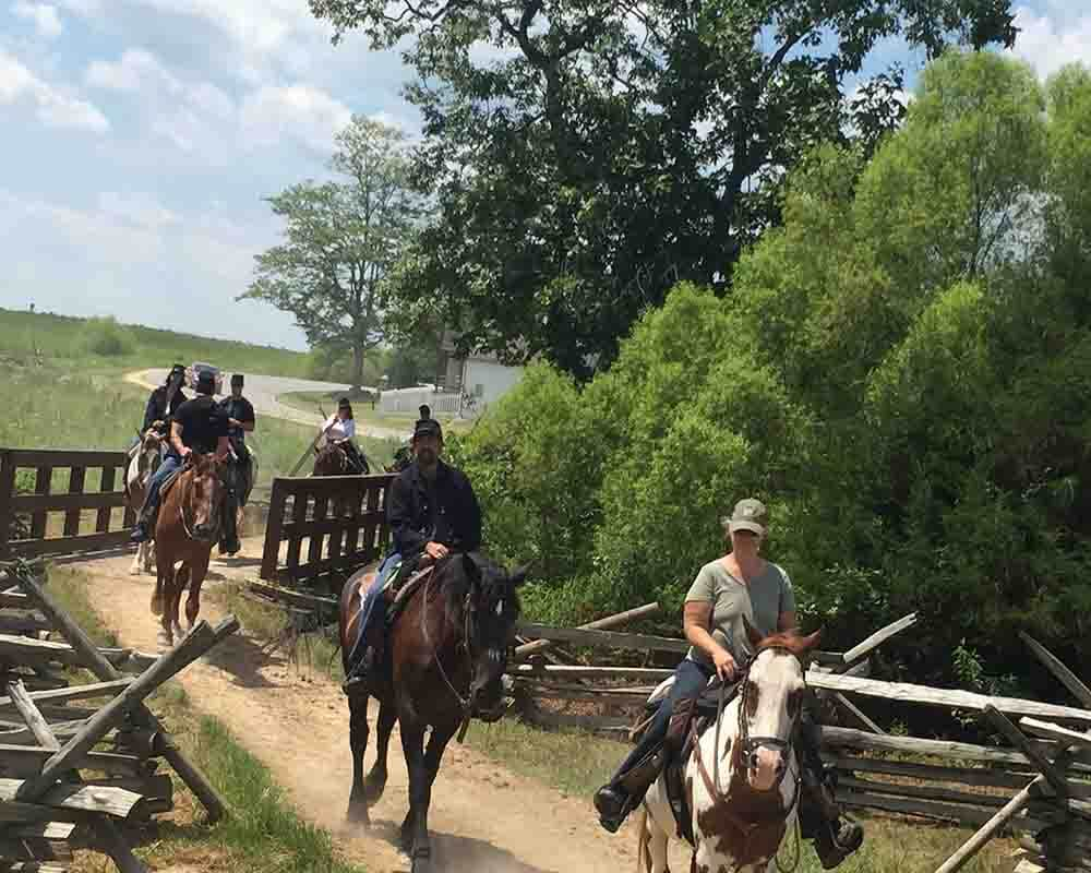 National Riding Stables Gettysburg Pa Things To Do
