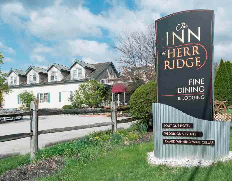 Inn At Herr Ridge Bed And Breakfast