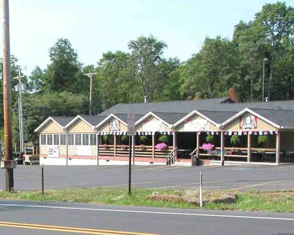 Pike Restaurant Tap House Gettysburg Pa