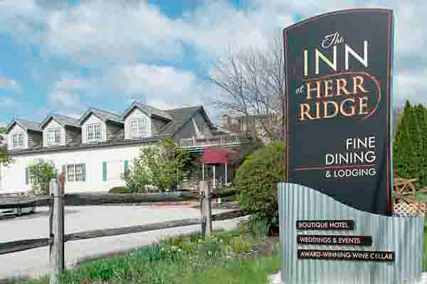 The Inn at Herr Ridge
