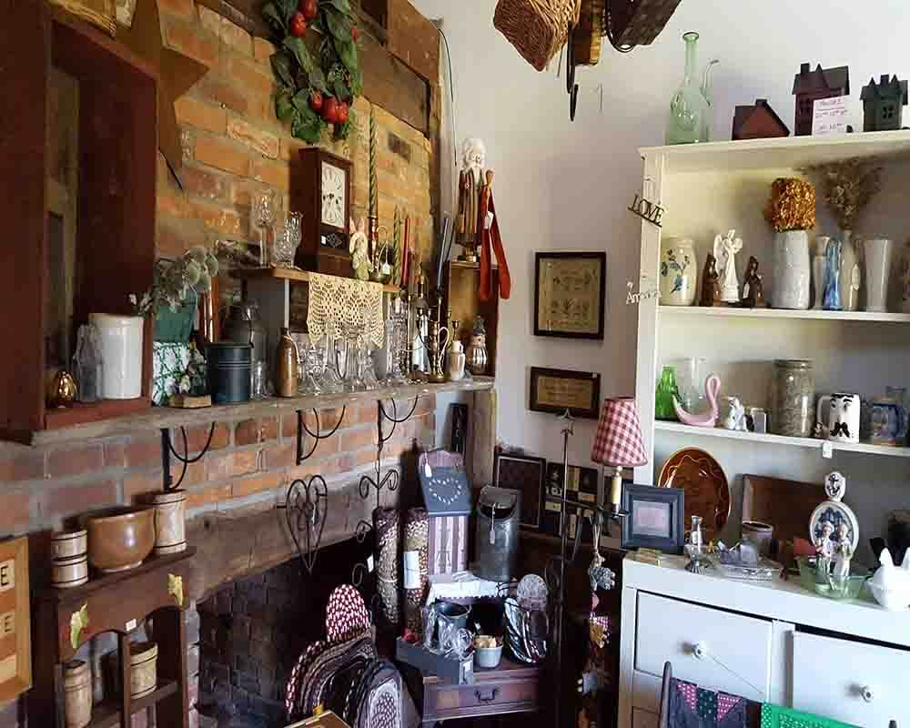 Thomason S Olde Thyme Herb Farm And Gift Shop Gettysburg