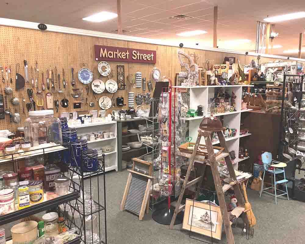 Yesteryear Antique Center Gettysburg Pa Things To Do