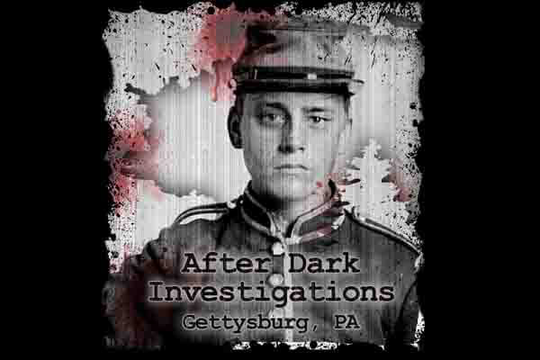 After Dark Investigations in Gettysburg, PA