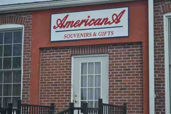 Americana Souvenirs & Gifts in Gettysburg, PA