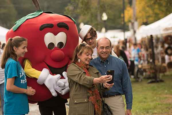 The National Apple Harvest Festival