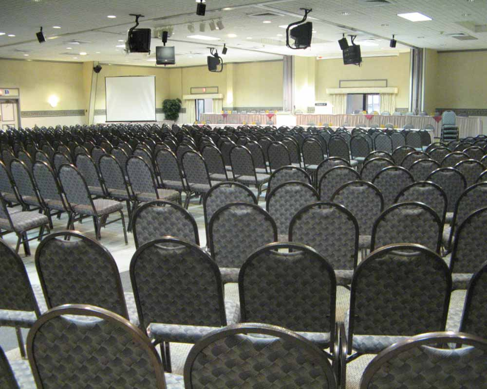 Conference Centers & Retreat Venues