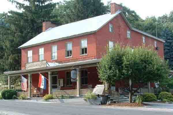 The Cashtown Inn 1797 in Orrtanna, PA