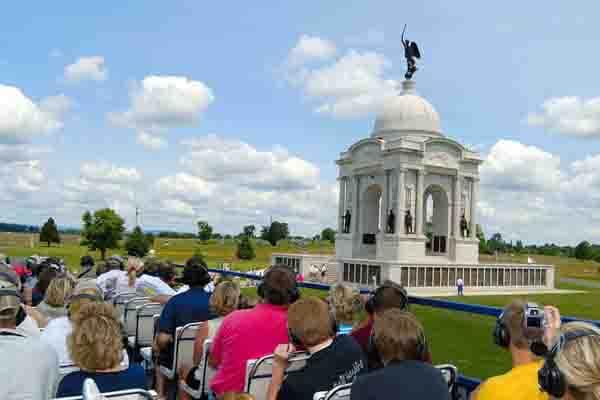 Gettysburg Battlefield Bus Tours