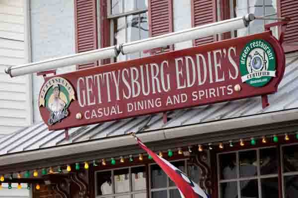 Restaurants In Gettysburg Pa Dining Places To Eat In Adams County