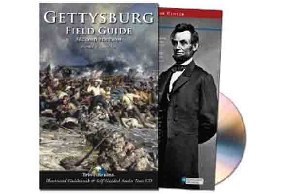 More information about Gettysburg Field Guide by TravelBrains