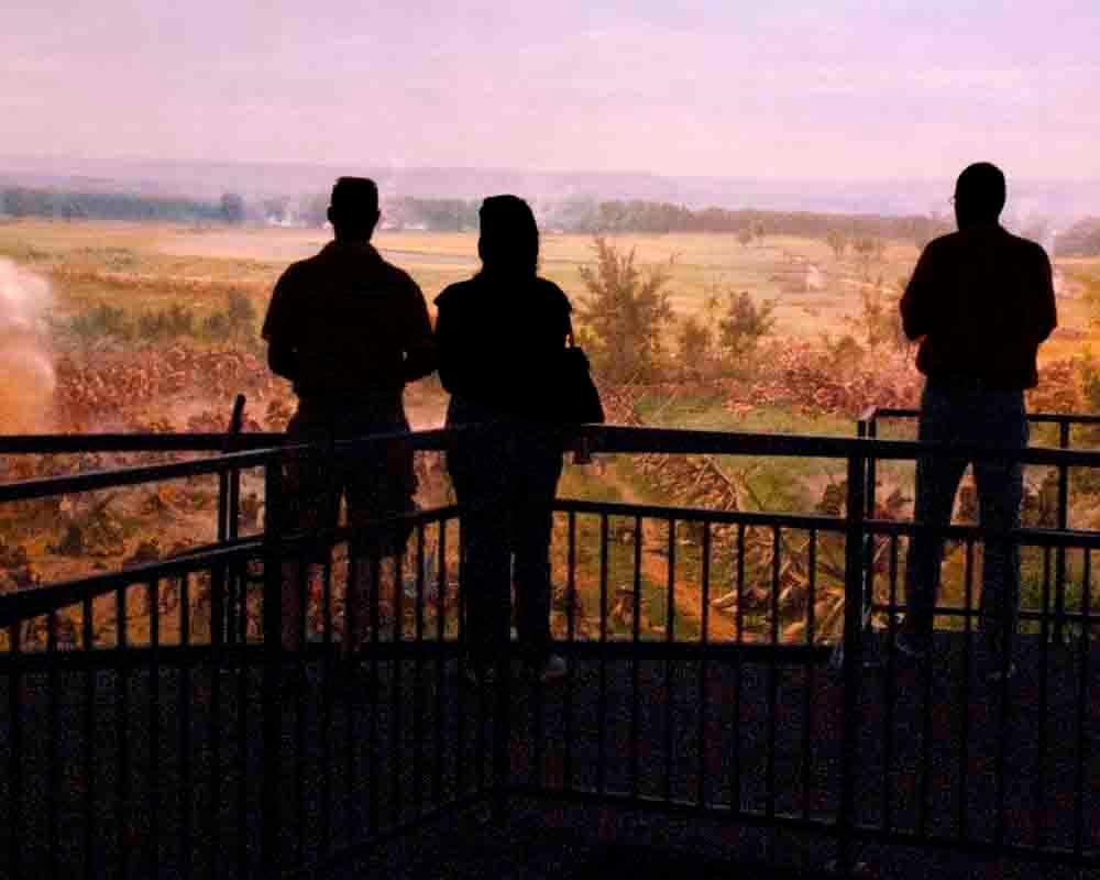gettysburg national military park museum  u0026 visitor center